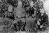 Picture relating to Woombye - titled 'Shurvell family'