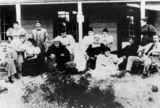 Picture of / about 'Balaclava' Queensland - Easter with the Ross family at Balaclava, 1896