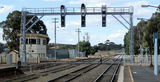 Picture relating to Junee - titled 'Junee railway'