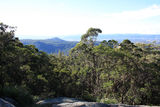 Picture relating to Mount Mackenzie - titled 'Doctor's Nose from Mount Mackenzie'