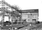 Picture relating to Kingston - titled 'Kingston Power Station with electrical transmission switch yard'