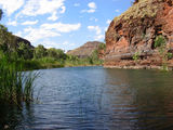 Picture relating to Wittenoom Gorge - titled 'Wittenoom Gorge western australia'
