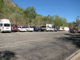 Picture of / about 'Nitmiluk Visitor Centre' the Northern Territory - Nitmiluk Visitor Centre Parking
