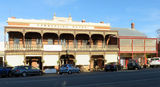 Picture relating to Beechworth - titled 'Beechworth Commercial Hotel'