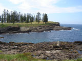 Picture relating to Kiama - titled 'Around Kiama headland 8'