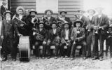 Picture of / about 'Kalbar' Queensland - Engelsburg Baptist Church Band, Kalbar, 1907-1914