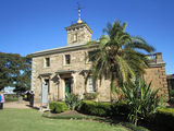 Picture relating to Sydney Observatory Hill Weather Station - titled 'Sydney Observatory Hill Weather Station'
