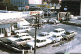 Picture relating to Perth - titled 'Adelaide Terrace, Perth, WA 1970'