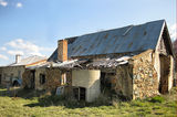 Picture relating to Michelago - titled 'Ruins of the original St Patrick's Church Michelago - NSW'