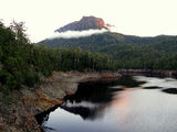 Picture relating to Mount Murchison - titled 'Mount Murchison, West Coast, Tasmania'