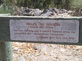 Picture relating to Mount Remarkable - titled 'Mount Remarkable'