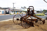 Picture relating to Chichester Range - titled 'Main Street of Nyabing, WA'