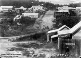 Picture of / about 'Herberton' Queensland - View of the township of Herberton, Queensland, ca.1895