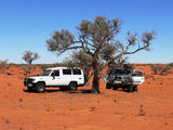 Picture relating to Simpson Desert National Park - titled 'Simpson Desert National Park'