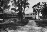 Picture relating to Stanthorpe - titled 'Peaceful setting for St. Catherine's Church of England Girls' College, March 1933'