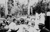Picture relating to Rathdowney - titled 'Picnic at Rathdowney, 1918'