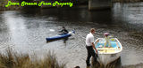 Picture relating to Dover - titled 'Wilderness Water Rainforest Boats Lune River In The Far South Of Tasmania'