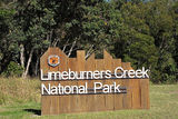 Picture relating to Limeburners Creek Nature Reserve - titled 'Limeburners Creek Nature Reserve'