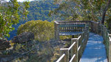 Picture relating to Mount Dowe - titled 'Horsearm Creek Lookout just below Mount Dowe summit'