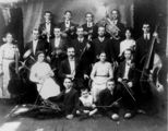 Picture relating to Childers - titled 'Members of the Childers Orchestra, ca. 1913'