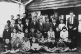 Picture relating to Thallon - titled 'Thallon State School group, 1923'