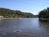 Picture relating to Woronora - titled 'Woronora River at Woronora 13'