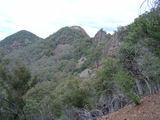 Picture relating to Warrumbungle National Park - titled 'Warrumbungle National Park'
