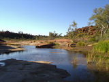 Picture relating to Finke River - titled 'Finke River'