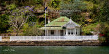 Picture relating to Sydney Harbour - titled 'Sydney Harbour - Waterfront Cottage - Middle Harbour .'