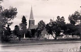 Picture of / about 'Reid' the Australian Capital Territory - St John's Church, Constitution Avenue, Reid, from Anzac Parade.