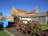 Picture relating to Warwick - titled 'Warwick - reversible mouldboard plough '