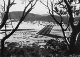 Picture relating to Mount Ainslie - titled 'Haig Park and the northern end of Braddon, from Mount Ainslie.'