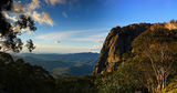 Picture relating to Mount Kaputar National Park - titled 'West Kaputar Rocks Lookout in Mount Kaputar National Park'