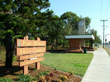 Picture relating to Strathpine - titled 'Pine Rivers Shire Council W.T Protheroe Memorial Gardens'