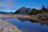 Picture relating to Mount Farrell - titled 'Mount Farrell Reflection, West Coast, Tasmania'