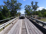 Picture relating to Maude - titled 'Maude Bridge over the Murrumbidgee River'