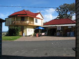 Picture relating to Central Tilba - titled 'Post Office, Bates Emporium Store and the Two Storey Bed & Breakfast'