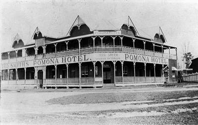 Picture of / about 'Pomona' Queensland - Pomona Hotel