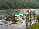 Picture relating to Kangaroo Valley - titled 'Canoeing On Tallowa Dam'
