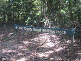 Picture relating to Portland Roads Road - titled 'Gordon Creek Camping area'