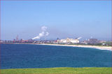 Picture relating to Port Kembla - titled 'Port Kembla - NSW'