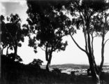 Picture relating to Parliament House - titled 'Old Parliament House from Mt Ainslie'