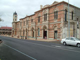 Picture relating to Mount Gambier - titled 'Riddoch Art Gallery, Mount Gambier'