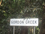 Picture relating to Portland Roads Road - titled 'Gordon Creek '