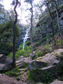 Picture relating to Grampians National Park - titled 'Silverband Falls'