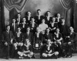 Picture relating to Blackstone - titled 'Blackstone Rovers Football Club (Seniors) - Premiers, Season 1915'