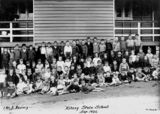 Picture relating to Kilcoy - titled 'Schoolchildren of Number three room at Kilcoy State School, 1926'