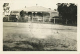 Picture relating to Ayr - titled 'Sutcliffe's residence in Bourke Street, Ayr in North Queensland'