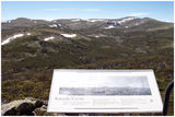 Picture relating to Charlottes Pass - titled 'Charlottes Pass - Kosciuszko National Park'