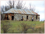 Picture relating to Crookwell - titled 'Old building ruins Between Crookwell & Gunning - NSW'